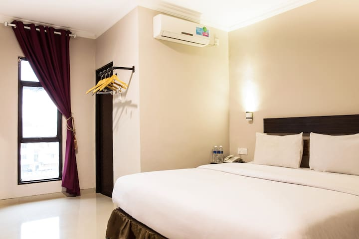 New COZY, CLEAN Room in Nagoya Batam