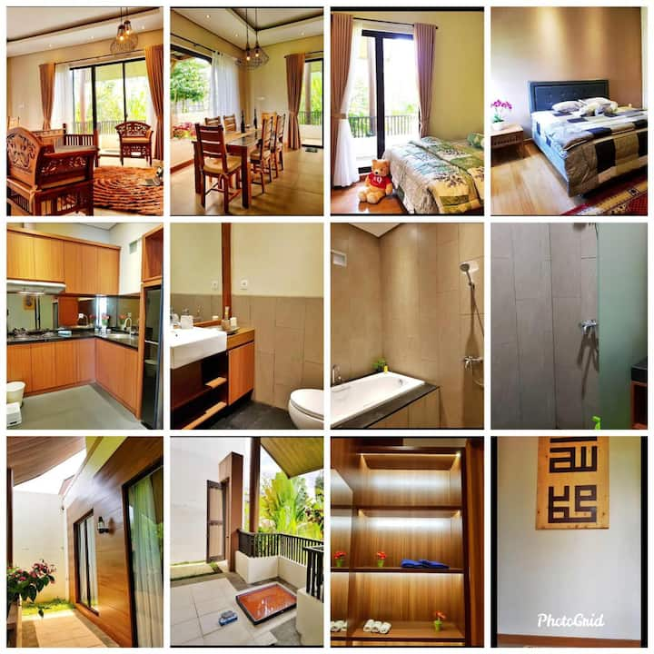 private & cozy place to stay at Argopuro Indah 30