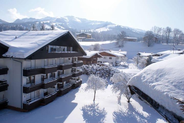 Cosy Apartment in Kirchberg near Ski Area