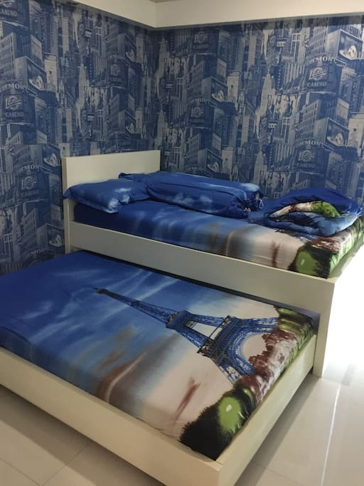 Queen Size Bed & Single size Bed