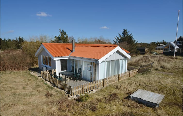 Holiday cottage with 3 bedrooms on 94m² in Thisted