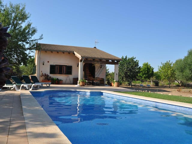 Bia Petit, countryhouse in Campanet, Mallorca
