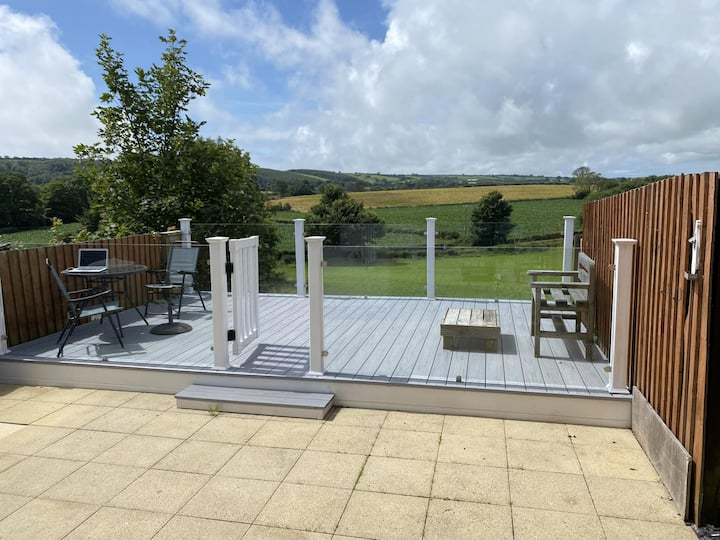 Field View - 3 Bedroom Holiday Home - Saint Florence