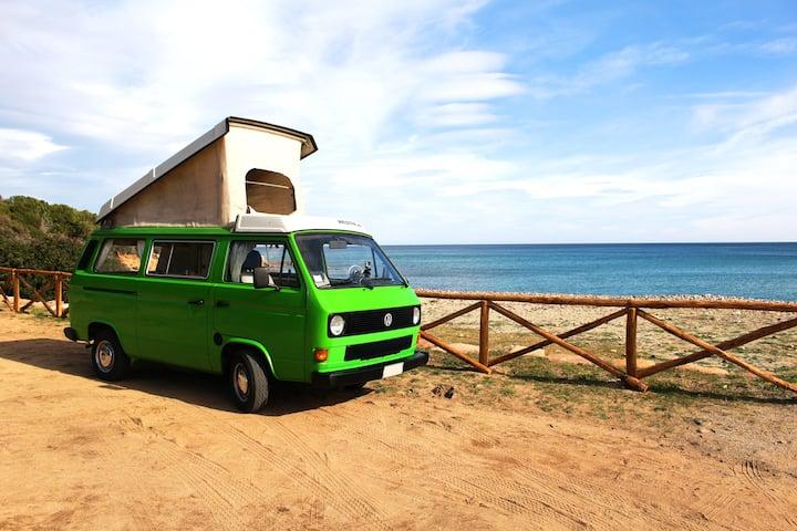 Camper El Niño . discover Sardinia