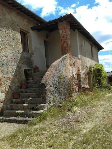 Piccolo rifugio toscano
