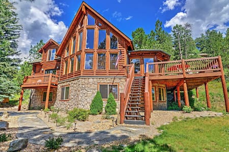 Top 20 denver vacation cabin rentals and cottage rentals for Cabins in denver colorado for vacation