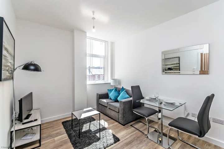 City Centre Ground Floor Studio Apartment - City Suites