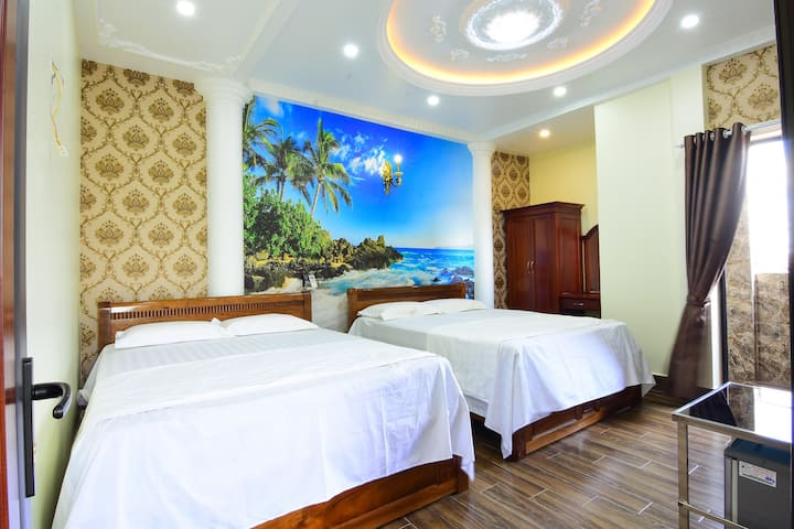 Hoang Tuyet Guest House - Luxury King Room