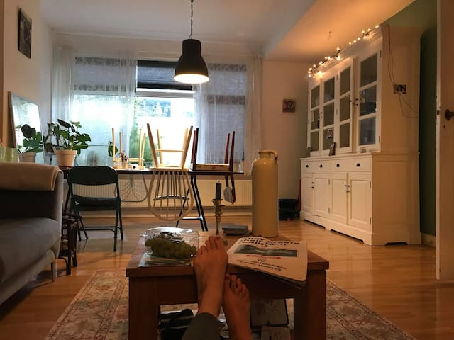 Very cosy house with garden | close to city