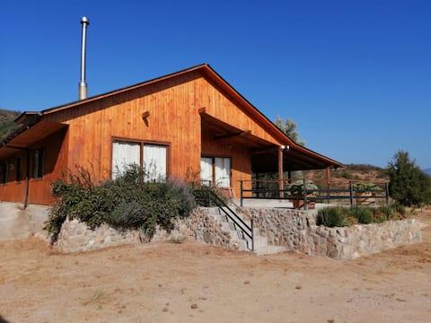 Casa de campo lugar perfecto para pasar en familia