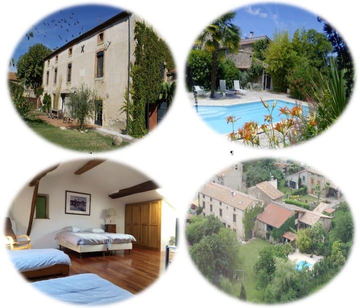 Maison au cœur des Pyrénées Ariège