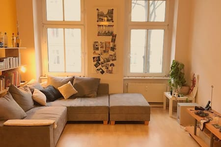 Being happy in Berlin! - Berlijn - Appartement
