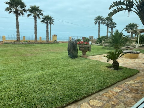 Baja Racers And Family rest point, Oceanfront view