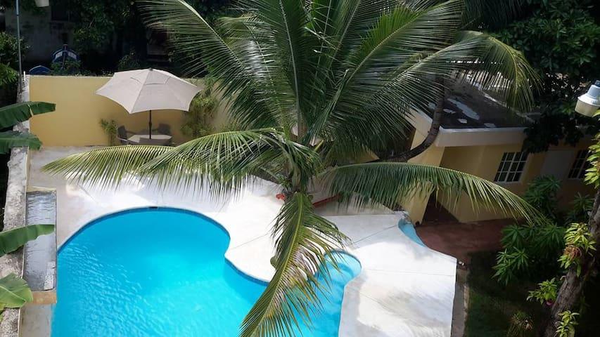 paradise room - Santo Domingo Este - Inap sarapan