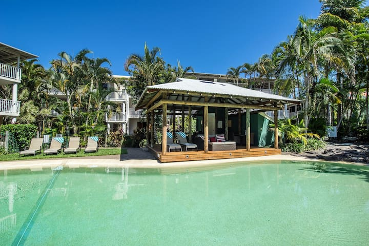 Escape to the South Pacific Noosa, 1 Bed Standard
