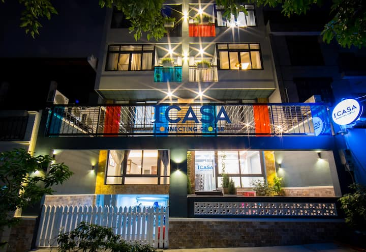 ICASA Riverside - A Noise-Free Place in Thao Dien