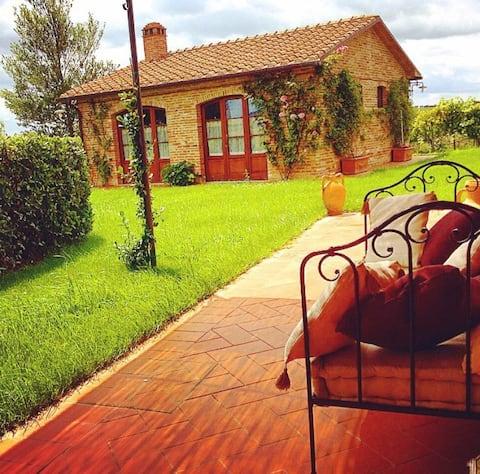 Affascinante cottage in Toscana