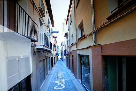 Ofrezco loft para dos personas - Tarazona - 阁楼