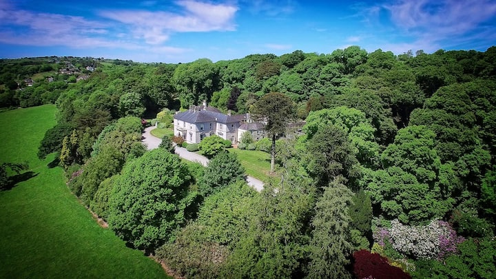 Elegant Manor House