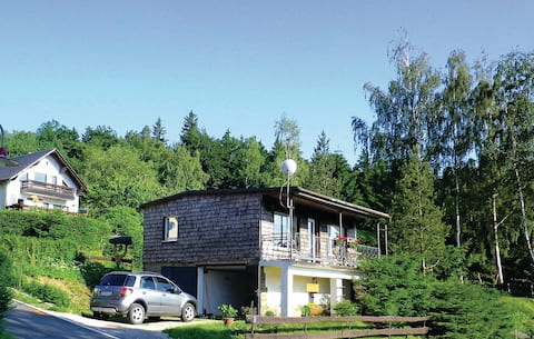 Holiday cottage with 2 bedrooms on 45m² in Schwarzenberg