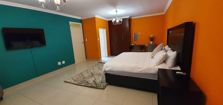 Tertius Lodge- King room no 1