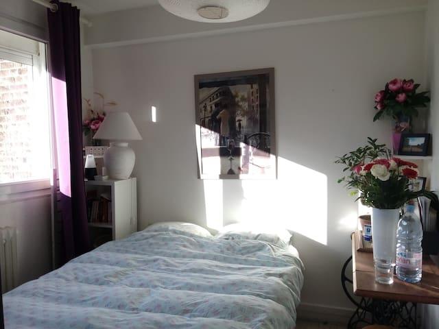 Appartement 40m² Croix centre - Croix Mairie - Croix - Apartamento