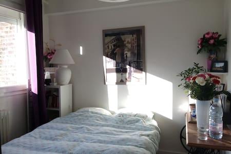 Appartement 40m² Croix centre - Croix Mairie - Croix - Pis