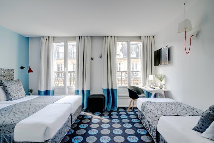 Hotel Astoria - Triple - Desayuno ofrecido