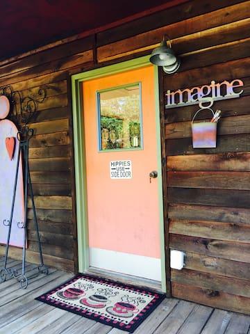 Cozy Nashville Cabin - Goodlettsville - Cabane