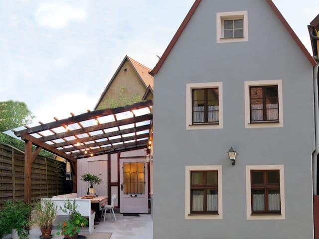 Ferienwohnung Sissi - Dinkelsbühl - Huoneisto