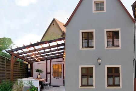 Ferienwohnung Sissi - Dinkelsbühl - Appartement