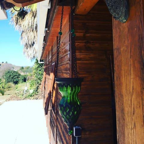 Riverheart Casita - a peaceful garden paradise - Coín - Cabin