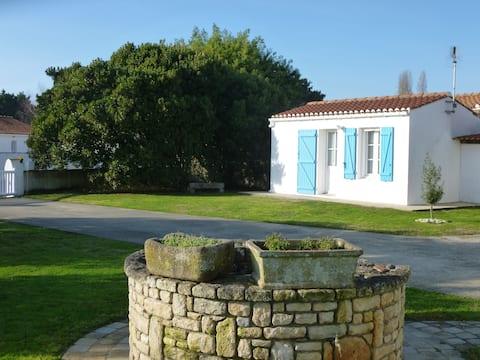 chambre de charme à Noirmoutier