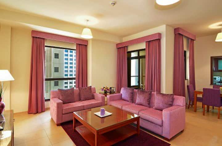 1 Bedroom Apartment-Roda Amwaj Suites-the Walk JBR