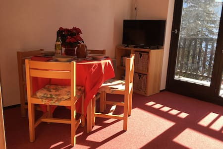 Well equipped studio in centre of Flaine Foret - Arâches-la-Frasse