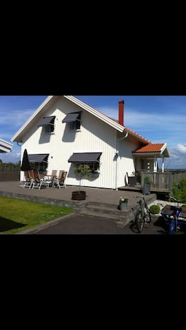 Vid havet - House in the archipelago - Gothenburg - Gothenburg - Ev