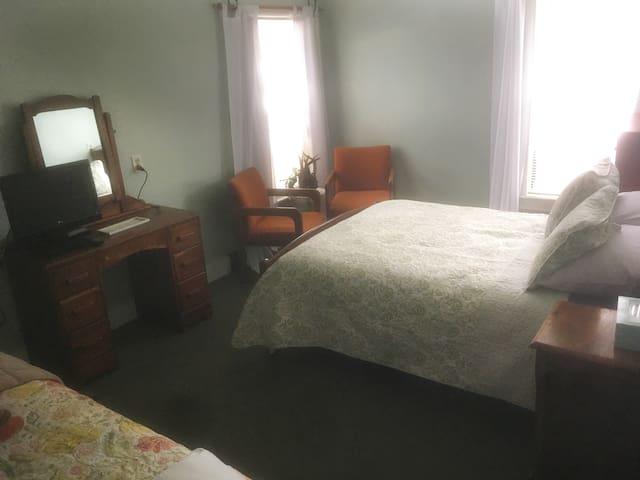 Inn at 1883 House – Nancy Harmon Room