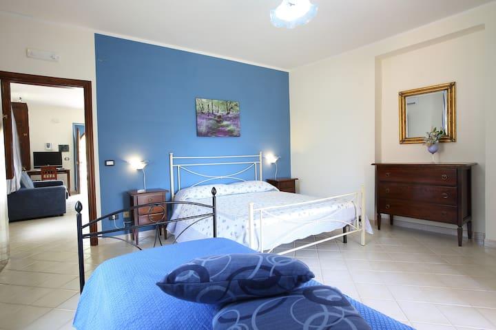 Countryhousefelicia Appartamento Tulipano - Giungano - Appartement