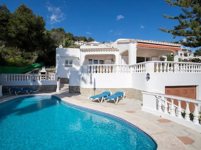 With pool and fantastic sea view - Villa Nineta