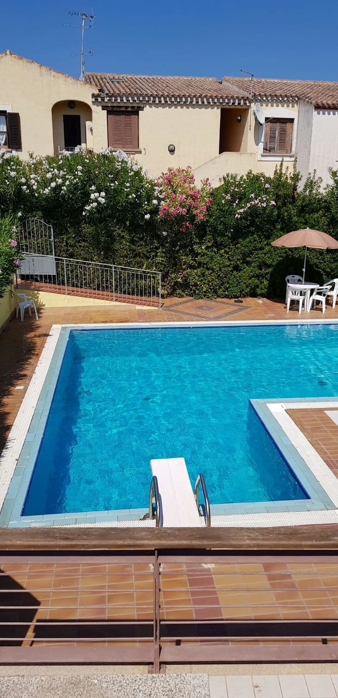 trivano whit condominium pool Porto San Paolo nr.2