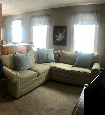 Bright One BR in Saratoga with great location!
