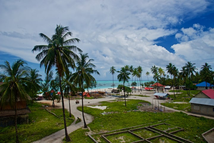 Dada Beach Lodge- Deluxe Room, Beautiful Sea View