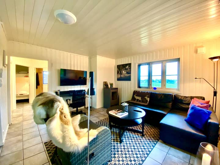 Moderne og romslig leilighet i Sarpsborg