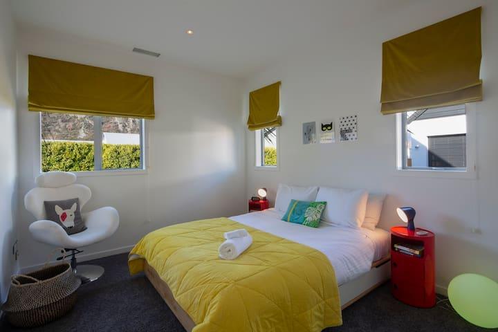 Queen Bedroom - main house