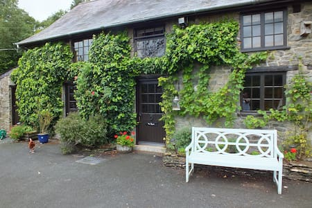 The Byre (self catering) - Babel