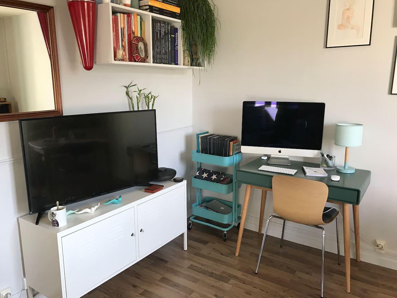 Cosy flat in Montmartre Paris