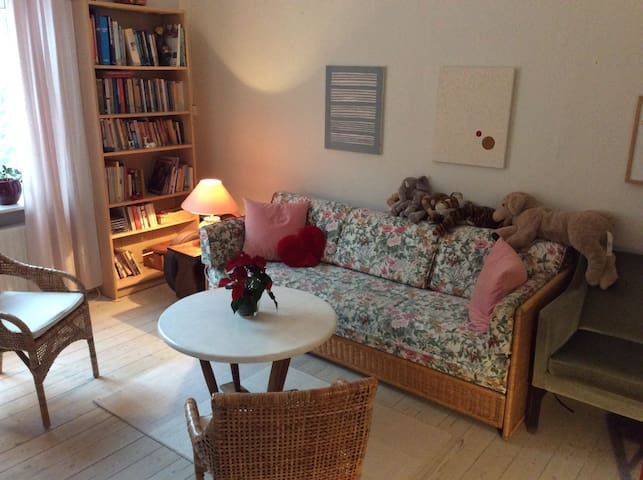 Lovely, cozy room in the heart of Frederiksberg