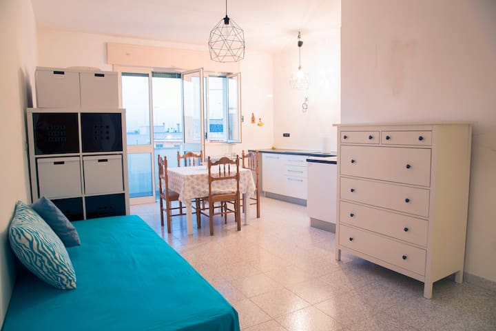 Spacious and beautifully appointed loft near Lecce