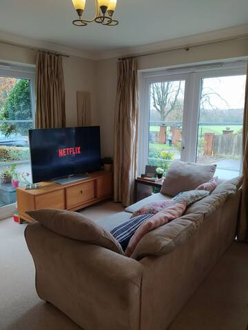 Family house near Gatwick airport