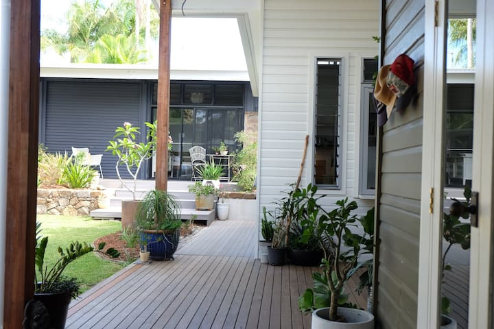 Absolutle Bangalow Studio 10 mins to Byron - Bangalow - Appartement
